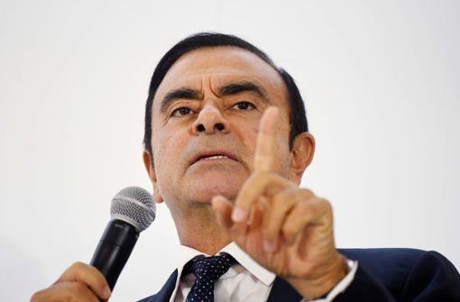 Nissan-Chef offenbar in Tokio festgenommen