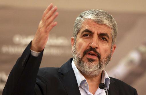 Hamas ändert erstmals politisches Programm