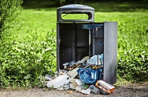 Die Stadt, ihre Bürger und der Müll