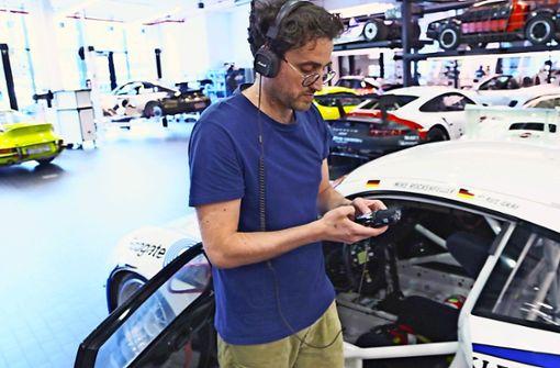 Wie würde ein Porsche klingen, wenn er Musik wäre?