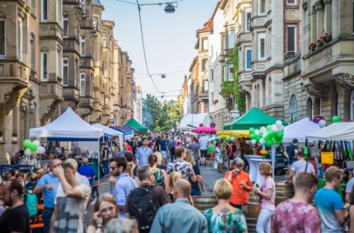 Das Stadtteilfest im Süden feiert bereits seine 40. Auflage. Foto: Lichtgut/Julian Rettig