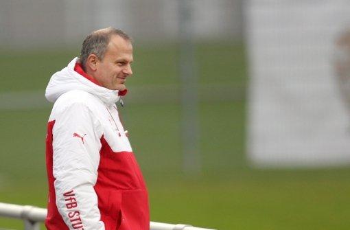 Jochen Schneider sagt Servus