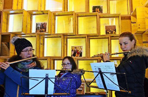 Zwölf Stunden Musik im gelben Turm