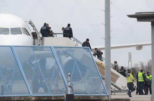 15 Männer nach Afghanistan abgeschoben