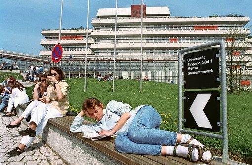Auch Schilder – wie hier in Ulm – müssen ausgetauscht werden Foto: dpa