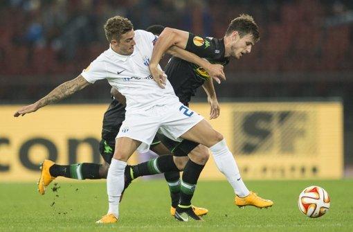 Gladbach spielt in Zürich nur 1:1
