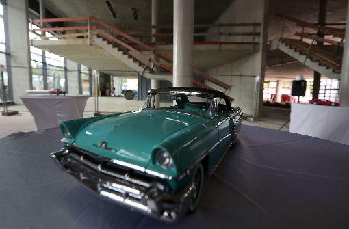 Im Erdgeschoss gibt es Platz für hochwertige Automobile. Foto: FACTUM-WEISE