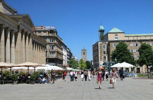 So genießt Stuttgart den Sommer