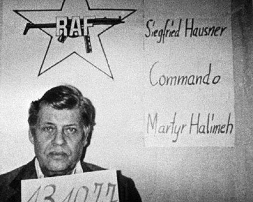 Hanns Martin Schleyer entführt wurde?