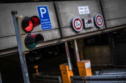 Zwei Millionen Euro für bessere Parkplatzsuche