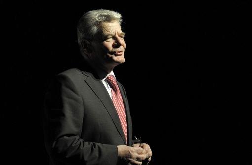 Gauck unterschreibt ESM-Vertrag