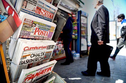 Journalismus auf dem Totenbett