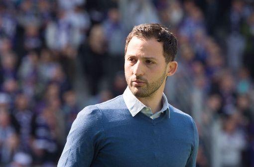 Domenico Tedesco wechselt von Erzgebirge Aue zu Schalke 04