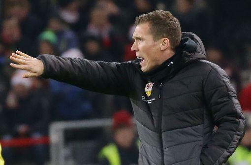 Die Sorge um den VfB wächst