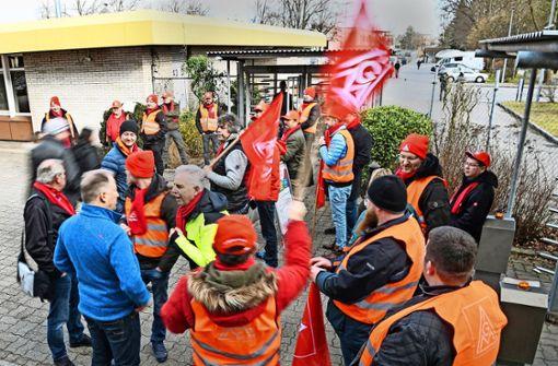 IG-Metall-Chef mobilisiert die Massen