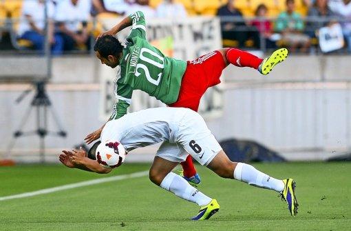 Montes, Mexiko  (o.) , WM-Qualifikation gegen Neuseeland: Transfer geplatzt Foto: Getty