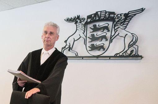 Ein Richter mit  Blick für das Wesentliche