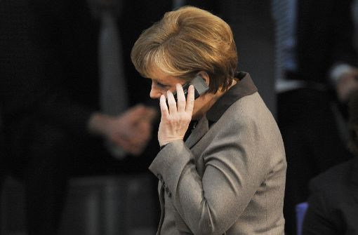 Geheimdienst-Beauftragter verteidigt Merkel