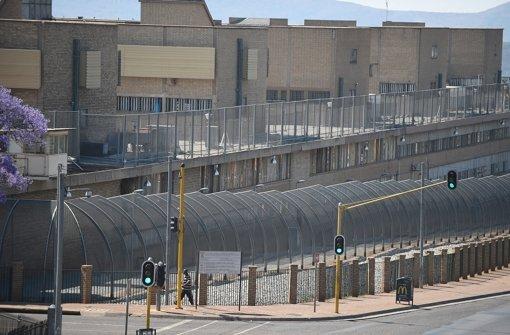 Pistorius bleibt vorerst im Gefängnis