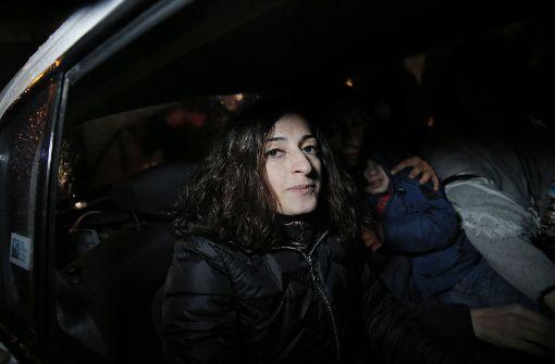 Freilassung von Mesale Tolu lässt für die Türkei hoffen