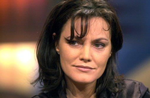 """Maja Maranow, deutsche Schauspielerin, spielte unter anderem in """"Die Affäre Semmeling"""", """"Ein starkes Team"""" und""""Der König von St. Pauli"""". Foto: dpa"""