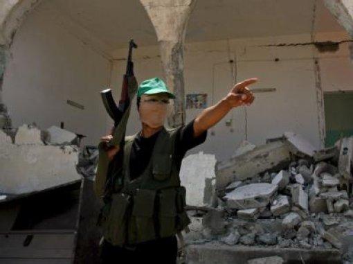 Hamas bereit zu 18 Monaten Waffenruhe