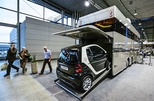 urlaubsmesse cmt in stuttgart wohnmobil oder caravan. Black Bedroom Furniture Sets. Home Design Ideas