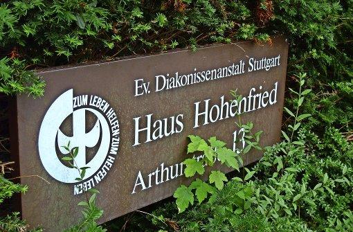 Im Haus Hohenfried sind etwa 170 Flüchtlinge untergebracht. Foto: Archiv Rüdiger Ott