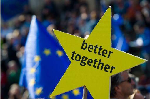Miteinander in Europa