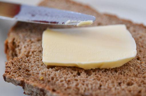 Butter wird billiger, Milch wird teuer