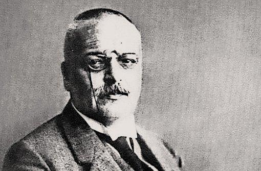 Alois Alzheimer - der Entdecker des Vergessens