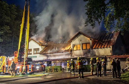Ermittler sollen Brandursache klären