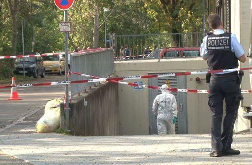 Drei Leichen in Tiefgarage gefunden