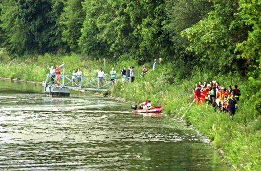 17-Jähriger stirbt nach Sturz in den Neckar