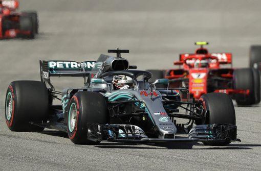 Kein WM-Titel für Lewis Hamilton – Kimi Räikkönen siegt