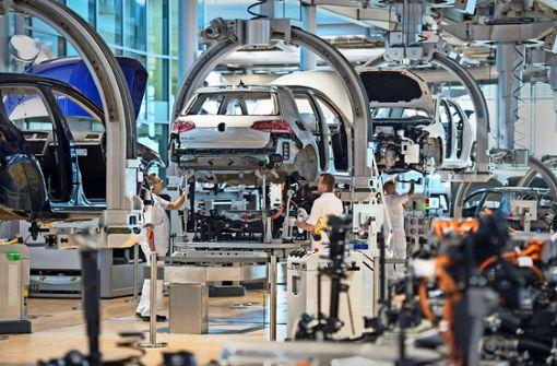 VW setzt  auf mobile Ladesäulen  für E-Autos