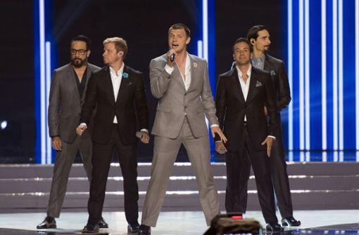 Die Backstreet Boys haben wieder zueinander gefunden und gehen auf Tour. Foto: Las Vegas Review-Journal