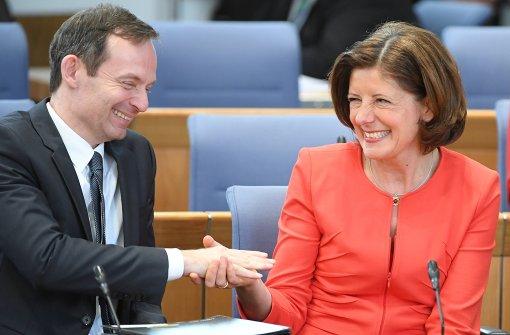 """""""Wir sind ein starker Partner in dieser Regierung"""""""