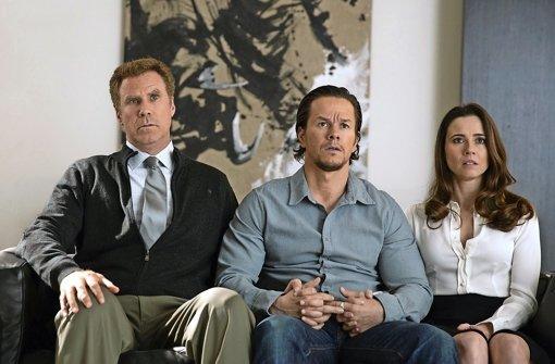 "Will Ferrell, Mark Wahlberg und Linda Cardellini  in  ""Daddy's Home"" Foto: Paramount"