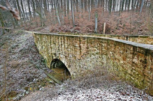 Denkmal weiter von Erosion bedroht
