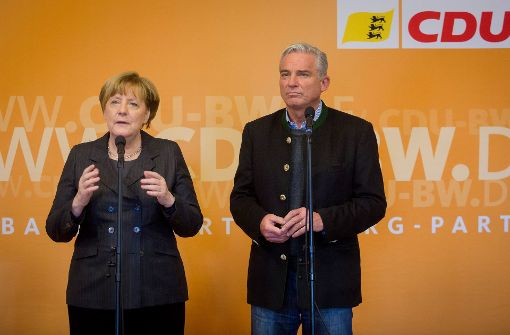 Das sind die Beschlüsse der Südwest-CDU in Schöntal