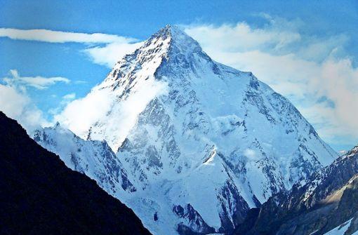 Alle wollen in Pakistans eisige Höhen
