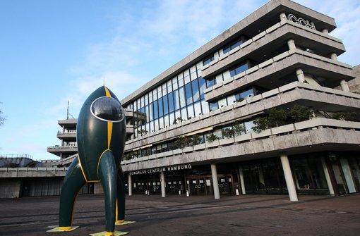 Tausende Hacker treffen sich in Hamburg