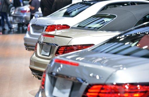 Mercedes führt das Ranking an