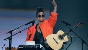 Staraufgebot um Alicia Keys in Anti-Rassismus-Video