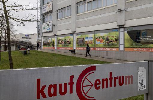 Kauf-Centrum kommt unter den Hammer