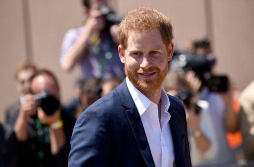 "Duke of Sussex zum ""Sexiest Royal"" gekürt"