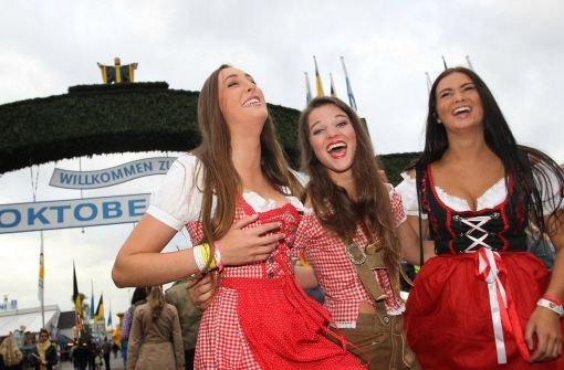 Das 180. Oktoberfest ist eröffnet