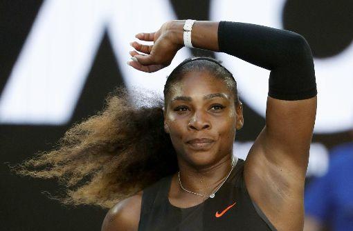 Tennis-Queen kontert auf Twitter