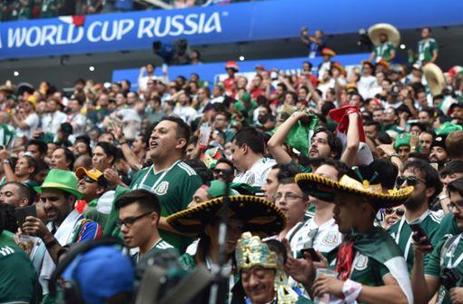 Homophobe Rufe von Fans – Mexiko droht Strafe